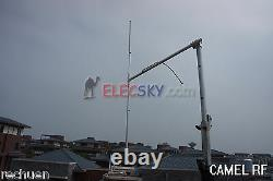 150Watt FM Broadcast Antenna 88-108Mhz with 15 meter Coaxial cable -N Connector
