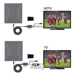 160miles Outdoor Amplified TV Antenna AatalTV Upgrade Omni Directional HDTV An
