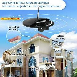 1Byone Concept Series Omni Directional Outdoor Tv Antenna, Vhf/Uhf 720° Recep