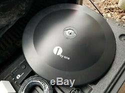 1byone Concept Series Omni Directional Outdoor TV Free HDTV Amplified Antenna