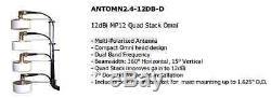 2.4/5GHz WiFi Antenna 12dBi Multi-Polarized Outdoor Omni-Directional Long Range
