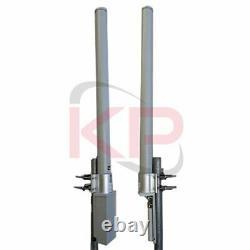 2 GHz 13 dBi Dual Pol H/V Omni Antenna