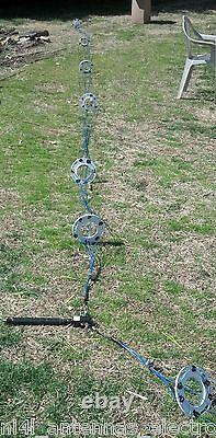 40 meter Cage dipole antenna 2KW HF Hard drawn copper wire W2DU Mars ARES SHTF