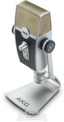 AKG LYRA Multi-pattern USB Microphone