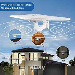 ANTOP Omni Wing 360°Directional Outdoor HDTV Omni Directional TV Antenna