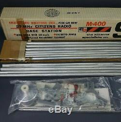 AS M-400 StarDuster Omni Directional Vertical Base Station Antenna -Made in USA