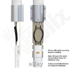 Altelix 5 GHz 13dB MIMO Omni Antenna for Cambium ePmP Ubiquiti Mimosa C5c WBS510