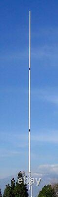 COMET GP-9 Dual Band 2m/70cm Base Antenna with UHF Connector 17ft Tall