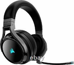 CORSAIR VIRTUOSO RGB Wireless Stereo Gaming Headset Carbon