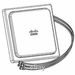 Cisco Systems AIR-ANT2524V4C-R= Aironet 2524 2.4ghz 2dbi/5ghz Accs 4dbi Omni Ant