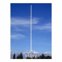 Comet GP-15 Triple Band Base Antenna 50-54,144-148 & 440-450 MHz 7' 11 200 watt