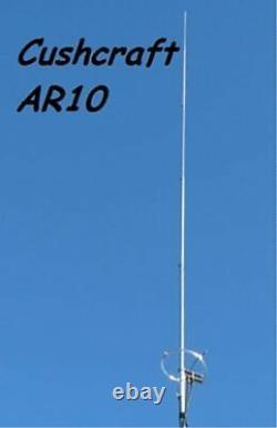 Cushcraft AR-10, Vertical 10 /11 Meter, 3 dB, Ringo Ham / Cb RadioBase Antenna