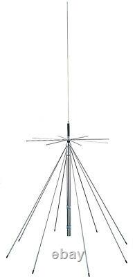 DIAMOND D-130J Super Discone Antenna 25-1300MHz Receive with UHF Connector