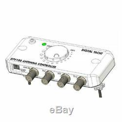 Digital Yacht-DTV100HD Marine Omni-directional HDTV & FM Antenna-7 to+2dB gain