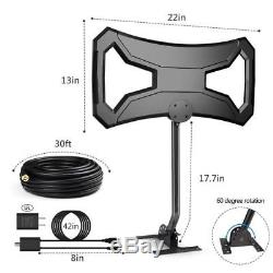 Efind 150 Miles Outdoor HDTV Antenna Long Range TV Omni-Directional with