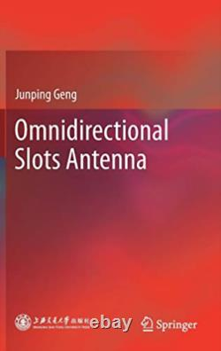 Geng Junping-Omnidirectional Slots Antenna (US IMPORT) HBOOK NEU