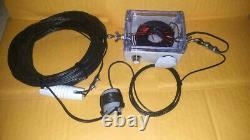 HF End Fed Antenna UJM-EFHW-80-10-1kW+ 130 ft long