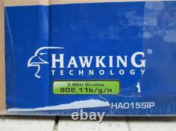 Hawking Hi-Gain Outdoor Omni Directional Antenna Kit HAO15SIP 2.4GHz 15dBi