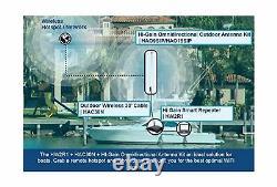 Hawking Technology Hi-Gain Outdoor Omni Directional 9dBi 2.4GHZ Wi-Fi Antenna