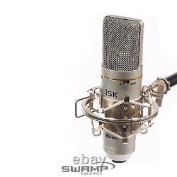 ISK BM-600 Multi-function Studio Condenser Microphone
