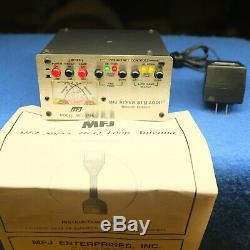 MFJ-1786 Super Hi-Q Loop Remote Tuning Omni-directional Antenna 150w@10-30MHz