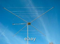 MFJ-1836H Six Band 20-6M HF 1/2 Wave Cobweb Antenna, Handles 1500W