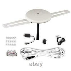 Newest 2020 HDTV Antenna 360° Omni-Directional Reception Standard Kit
