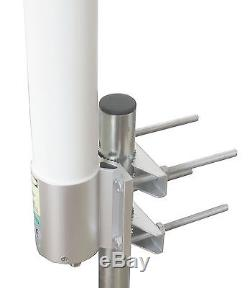 Omni Directional 4G 3G MIMO External Antenna Huawei B525 B715 Booster SMA