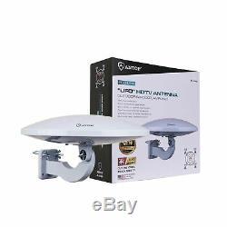 Outdoor TV Antenna -Antop Omni-Directional 360 Degree Reception Antenna Outdo