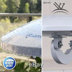 Outdoor TV Antenna -Antop Omni-directional 360 Degree Reception Antenna for O