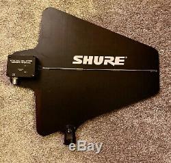 PAIR Shure UA870USTV Active Omni-Directional Wireless Mic Antenna 470-698 MHz
