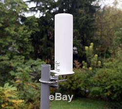 Proxicast High Gain 10 dBi Universal Wide-Band 3G/4G/LTE Omni-Directional Mount