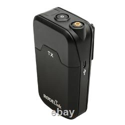 Rode RodeLink Filmmaker Kit Wireless Lavalier Microphone/Receiver System DSLR