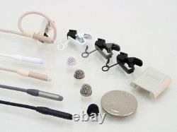 Sanken COS-11D Lavalier Microphone Wired for Sennheiser