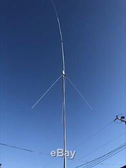 Solorcon Imax 2000 10/11 Meter antenna, Omni-directional Fiberglass Base Antenna