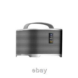 Soundstream Btc-3100 Portable 360° Omnidirectional Bluetooth Sound System New