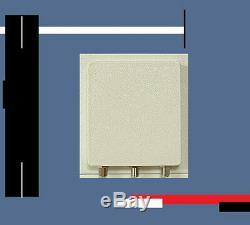 SuperPass 5.1-5.9 GHz 9 dbi Omni 3 Port MIMO Antenna UNII WIFI Long Range AP