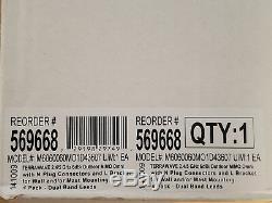 TERRAWAVE DUAL BAND 6dBi OUTDOOR MIMO OMNI DIR ANTENNA M6060060MO1D43607