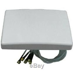 TerraWave 2.4-2.483/5.1-5.8GHz 3dBi Ceiling Omni Antenna