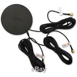 TerraWave GPS/LTE/Cellular/PCS Quadband Omni Antenna