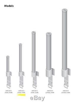 Ubiquiti AMO-5G13 5Ghz 13dbi 2x2 MIMO Omni Airmax Outdoor Antenna