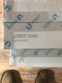 Ubiquiti Airmax Omni Amo-5G10, Quantity 7