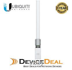 Ubiquiti Networks AMO-5G10 5GHz 10dBi 2x2 Dual Polarity MIMO Omni Antenna