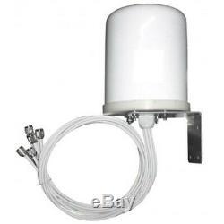 Ventev / TerraWave 2.4/5 GHz 6 dBi MIMO Outdoor Omni