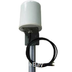 Ventev / TerraWave 2.4-5 GHz 6dBi MIMO Outdoor Omni Antenna