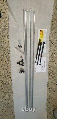 Vintage NOS STARDUSTER M400 ANTENNA OMNI-DIRECTIONAL 27MHz CB used great shape