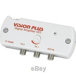 Vision Plus Status 350 Omni Directional Antenna TV & FM Radio