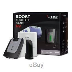 WeBoost RV 4G 470201 Signal Booster Kit WFREE 4G Omni Directional Antenna