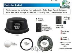 Winegard AR2-V AIR 360+ Broadcast TV Antenna With Pre-Installed 4G LTE And WiFi