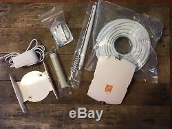 ZBoost ZB545 SOHO 64 dB Cell Phone Signal Booster with Omni-Directional Antenna